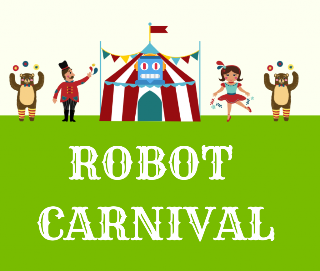 robot carnival summer camp