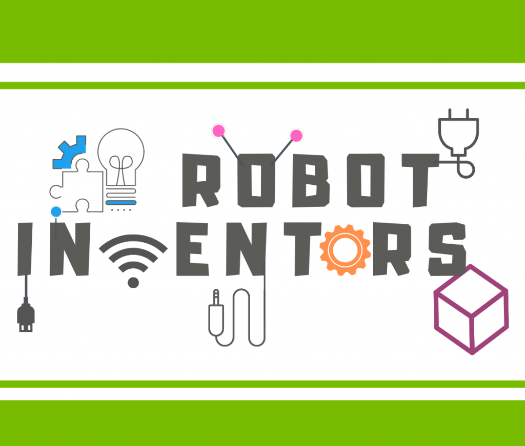 robot inventors summer camp