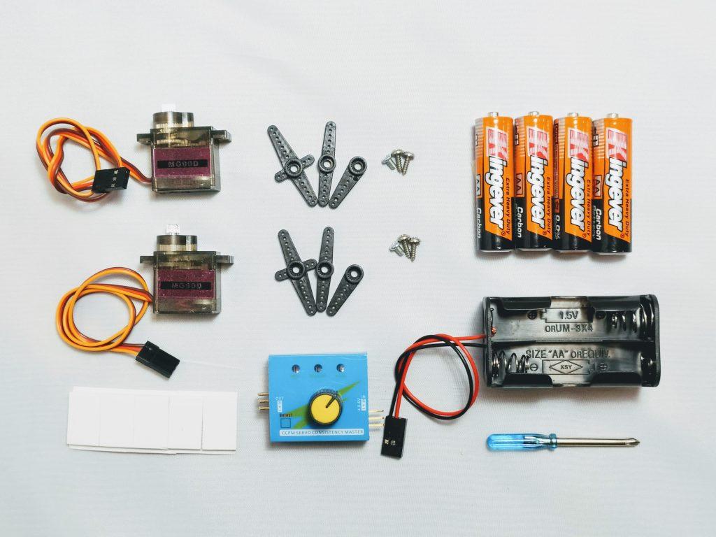 Barnabas Robotics Simple Robot Kit