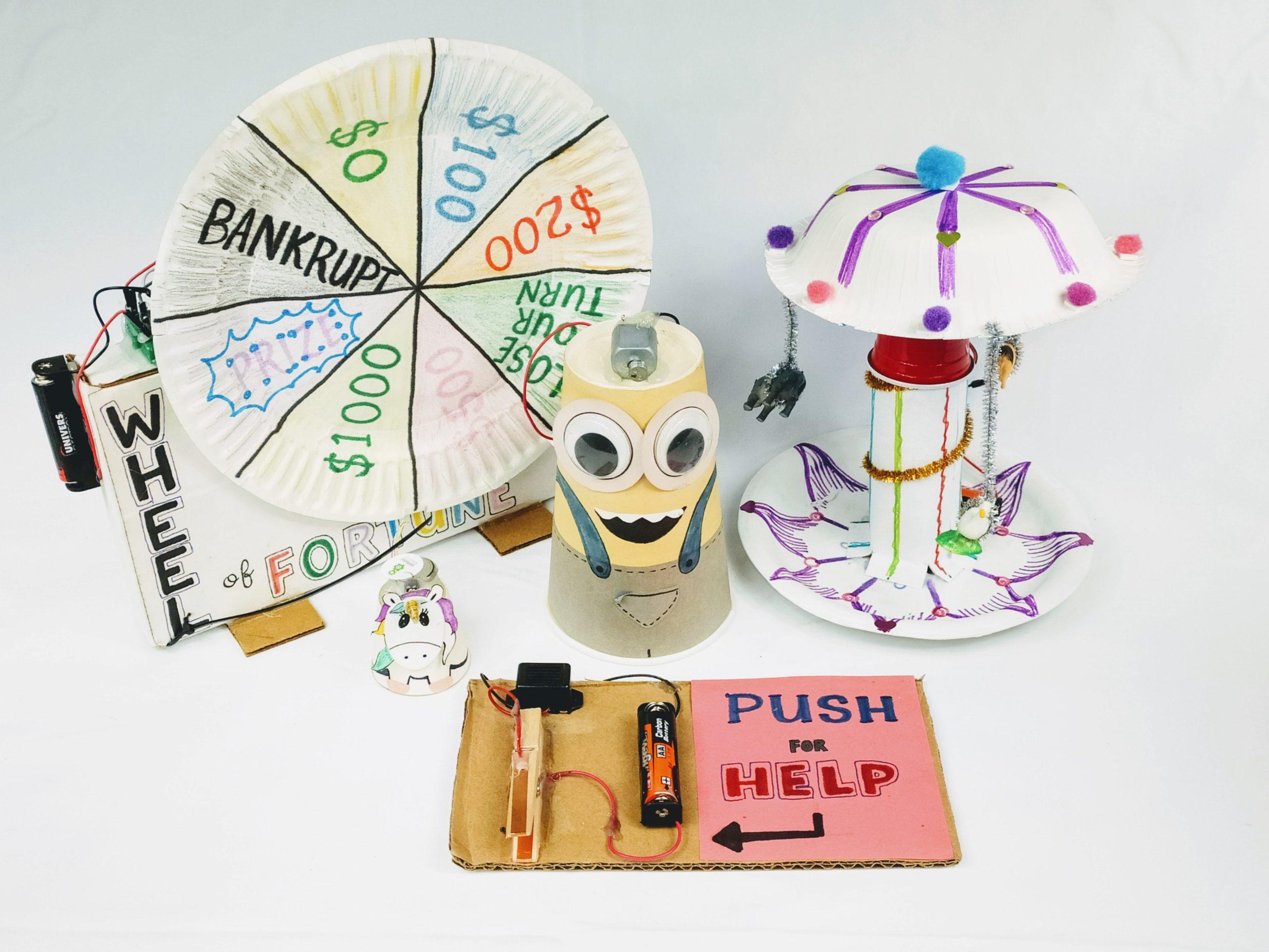 mini tinker kit barnabas robotics